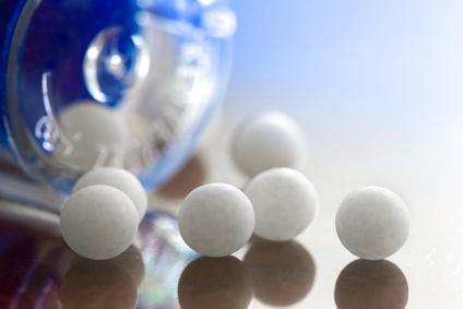 homeopátiás golyócskák mellgyulladásra